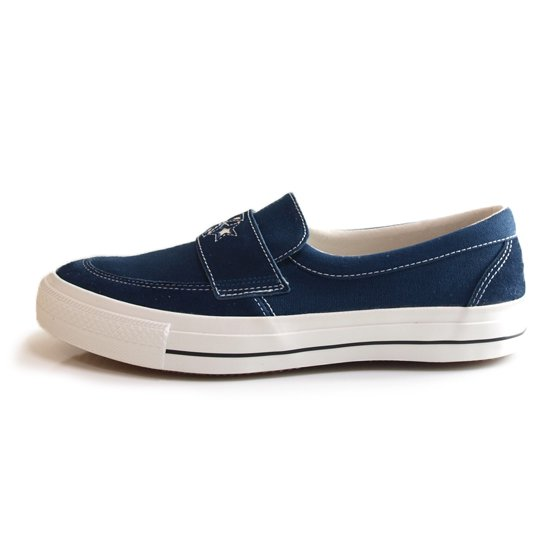 【CONVERSE SKATEBORDING】CS LOAFER SK NAVY【シューズ・スニーカー・靴】