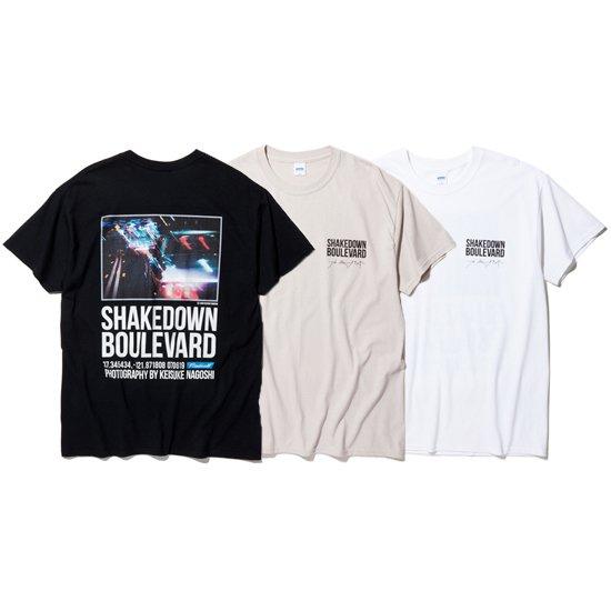 【RADIALL】BOULEVARD - C.N. T-SHIRT S/S【Tシャツ】