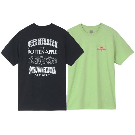 【HUF/ハフ】HOODS S/S TEE【Tシャツ】