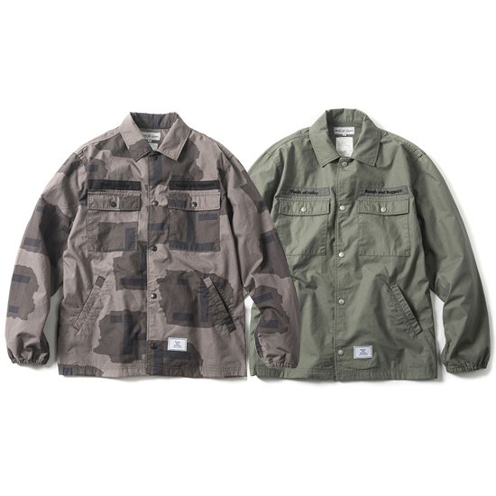 【ROUGH AND RUGGED】DESERT FLIGHT JACKET【フライトジャケット】