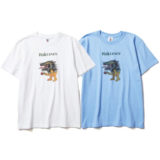 【SOFT MACHINE】MAKE OVER-T S/S SHIRTS【ティーシャツ】