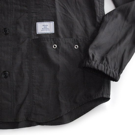 ROUGH AND RUGGED PROP LS SHIRT