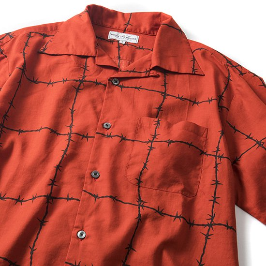 ROUGH AND RUGGED LAPULE SS SHIRT