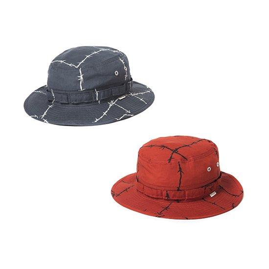 ROUGH AND RUGGED CRUST LAPULE HAT