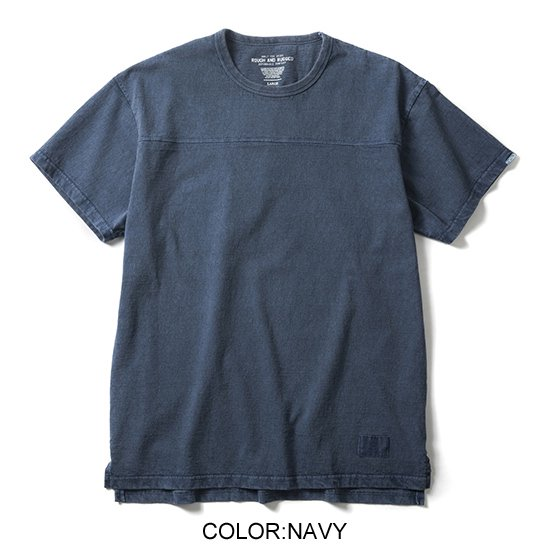 ROUGH AND RUGGED  BASE CT TEE