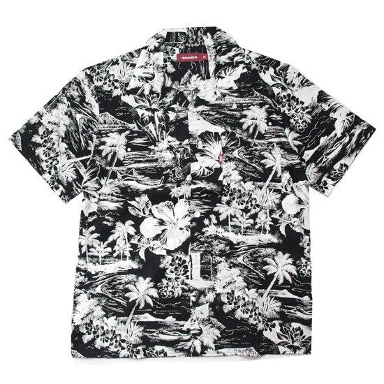 【HideandSeek】HAWAIIAN S/S SHIRT【アロハシャツ】