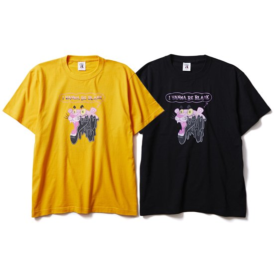 【SOFT MACHINE】PAINT IT BLACK-T S/S SHIRTS【ティーシャツ】