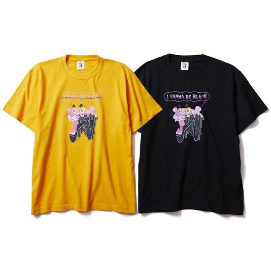 【SOFT MACHINE】PAINT IT BLACK-T S/S SHIRTS【ティーシャツ】