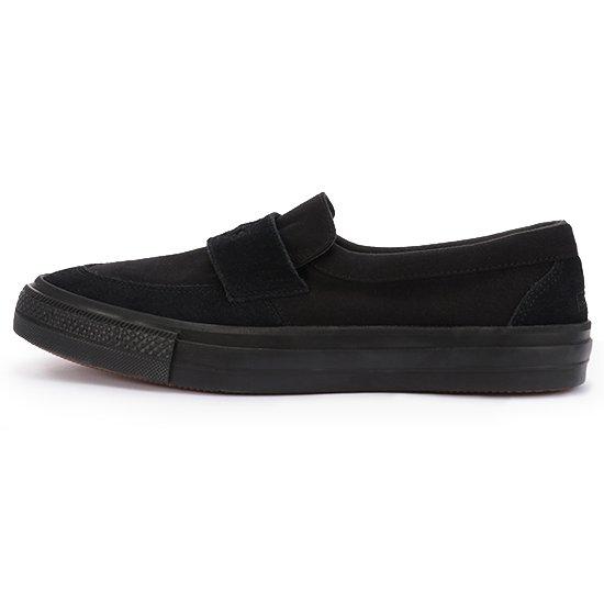 【CONVERSE SKATEBORDING】CS LOAFER SK BLACK MONOCHROME【シューズ・スニーカー・靴】