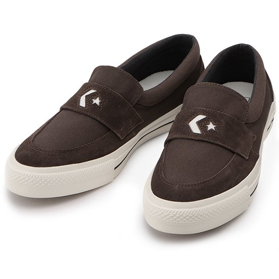 CONVERSE SKATEBOARDING CS LOAFER SK BROWN