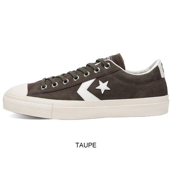 【CONVERSE SKATEBORDING】BREAKSTAR SK OX + TAUPE【シューズ・スニーカー・靴】