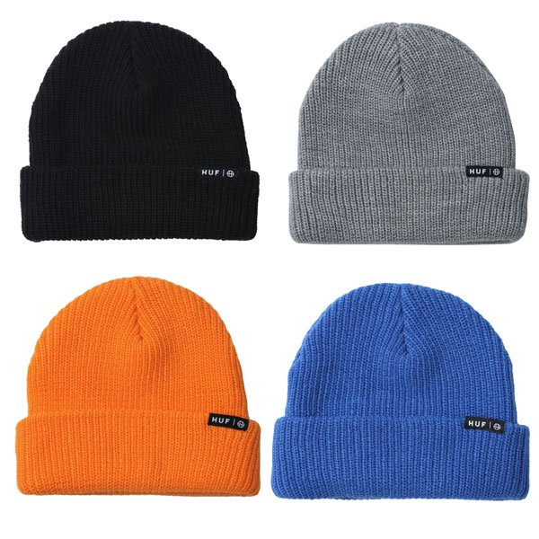 【HUF】ESSENTIALS USUAL BEANIE【ニットキャップ】