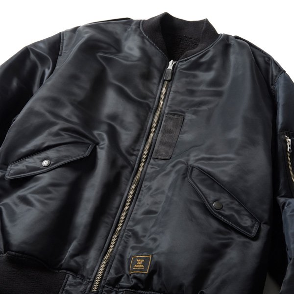 ROUGH AND RUGGED SANDS MA-1TYPE JACKET