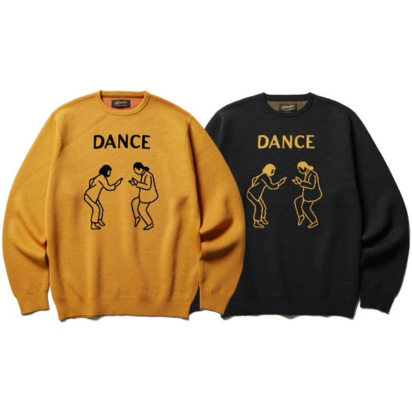 【SOFT MACHINE】JRS SWEATER【セーター】
