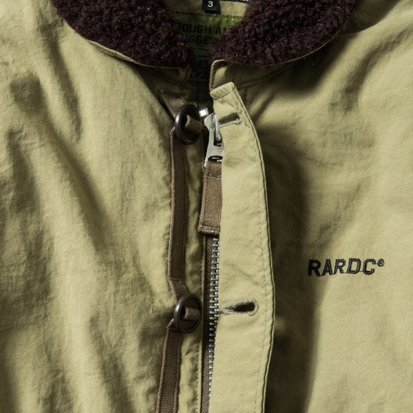 ROUGH AND RUGGED R-1 DECK JACKET