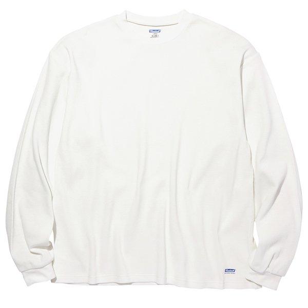 【RADIALL】BASIC - THERMAL CREW NECK T-SHIRT L/S【サーマル】