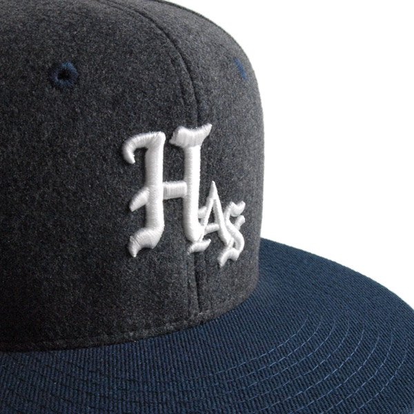 HideandSeek HAS WOOL BASEBALL CAP