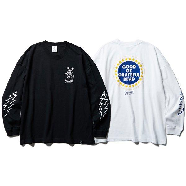 【CLUCT/クラクト】GRATEFUL DEAD GOOD OL' L/S TEE【ロングスリーブTシャツ】