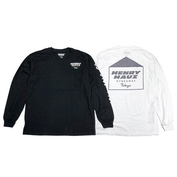 ROUGH AND RUGGED HENRY HAUZ LOGO LS