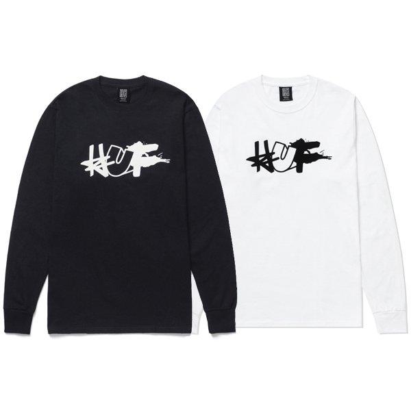 【HUF/ハフ】HAZE REMIX L/S TEE【ロングスリーブTシャツ】