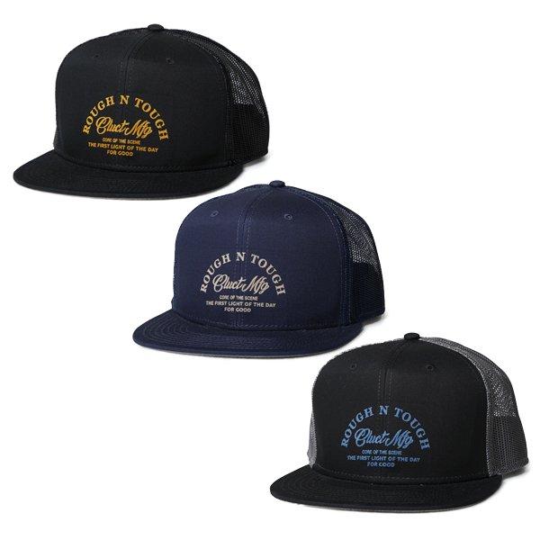 【CLUCT】MAC TRUCKER CAP【メッシュキャップ】