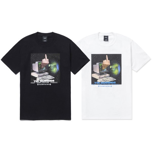 【HUF/ハフ】Y2K DAY S/S TEE【Tシャツ】