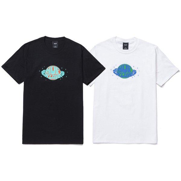 【HUF/ハフ】PLANET HUF S/S TEE【Tシャツ】