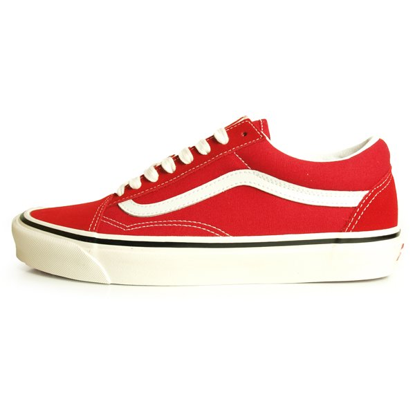 【VANS】ANAHEIM FACTORY OLD SKOOL 36DX [OG RED]【シューズ・スニーカー・靴】