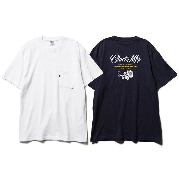 【CLUCT/クラクト】ROSECRANS S/S PKT TEE【ポケットTシャツ】