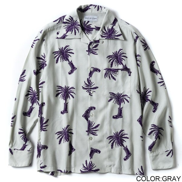 ROUGH AND RUGGED HALEIWA LS SHIRT