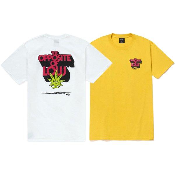 【HUF/ハフ】OPPOSITE OF LOW S/S TEE【Tシャツ】