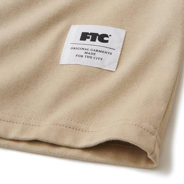 FTC CHENILLE LOGO TEE