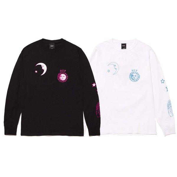 【HUF/ハフ】GRATEFULLY YOURS L/S TEE【ロングスリーブTシャツ】