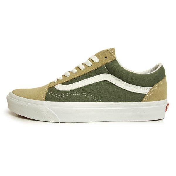 【VANS】OLD SKOOL CLASSIC SPORT CORNSTALK/GRAPE LEAF【シューズ・スニーカー・靴】