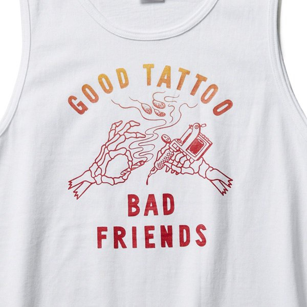 SOFT MACHINE BAD FRIENDS TANK