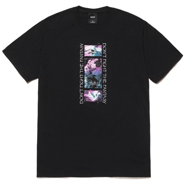 【HUF/ハフ】NATURAL HIGH S/S TEE【Tシャツ】