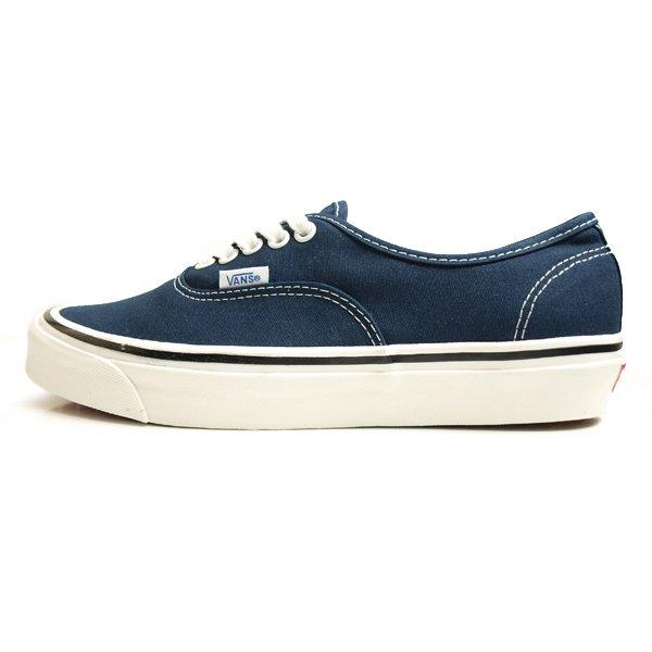 【VANS】ANAHEIM FACTORY AUTHENTIC 44 DX [DRESS BLUES]【シューズ・スニーカー・靴】