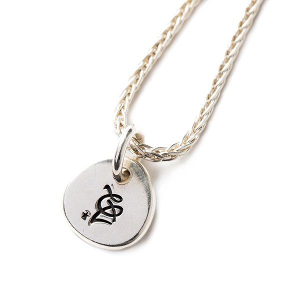 CALEE NARROW CHAIN CHARM NECKLACE