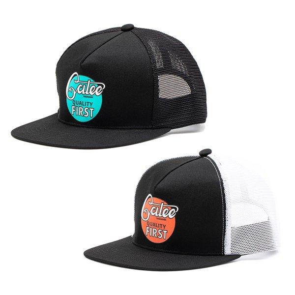 【CALEE】CALEE LOGO PRINT MESH CAP 【メッシュキャップ】