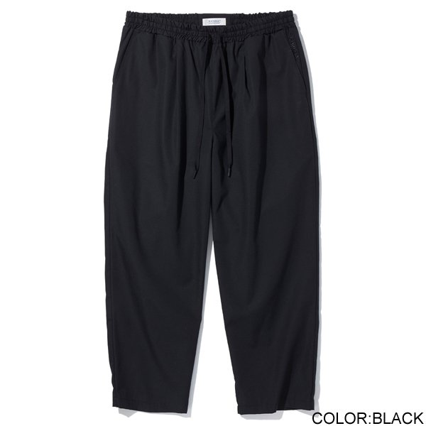 RADIALL CONQUISTA - STRAIGHT FIT EASY PANTS