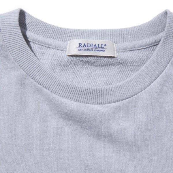 RADIALL MODELO - CREW NECK T-SHIRTS L/S