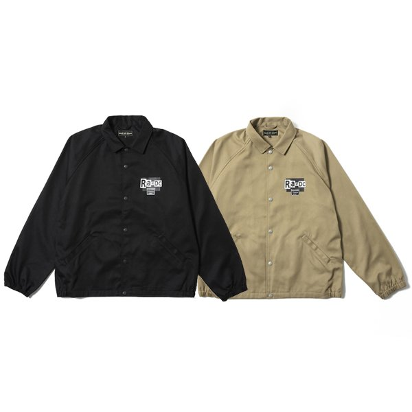【ROUGH AND RUGGED】VISION COACH JACKET RR21-8-J01【コーチジャケット】
