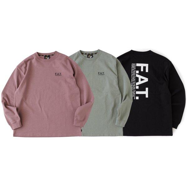 【FAT】PASS L/S T-SHIRTS【ロングスリーブTシャツ】