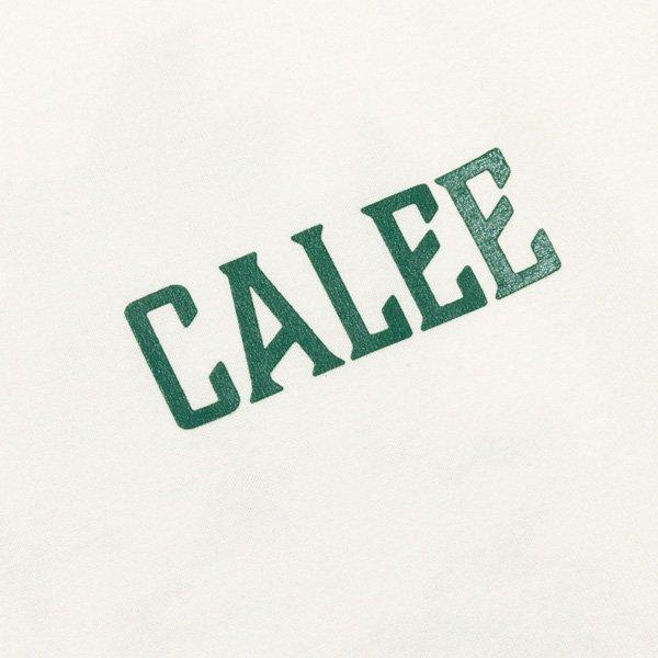 CALEE 8 LENGTH SLEEVE  THUNDERBOLT SET IN T-SHIRT