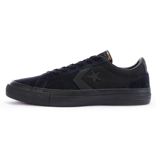 【CONVERSE SKATEBORDING】PRORIDE SK CORDURA OX + BLACKMONOCHROME【シューズ・スニーカー・靴】
