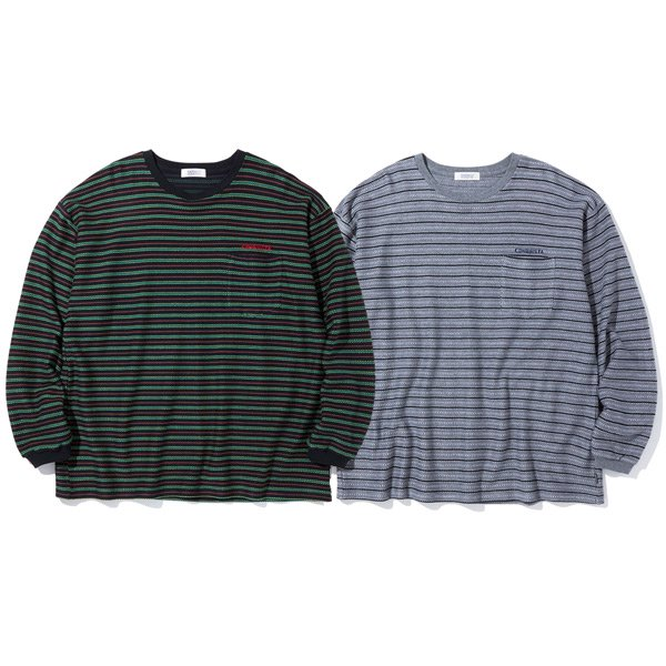 RADIALL DUBWISE - CREW NECK T-SHIRTS L/S