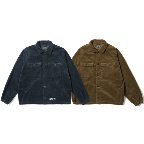 【ROUGH AND RUGGED】ALL CORDUROY JACKET【コーデュロイジャケット】