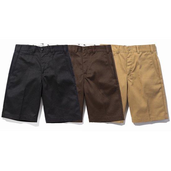 【CALEE/キャリー】T/C CHINO SHORT PANTS【チノショーツ】