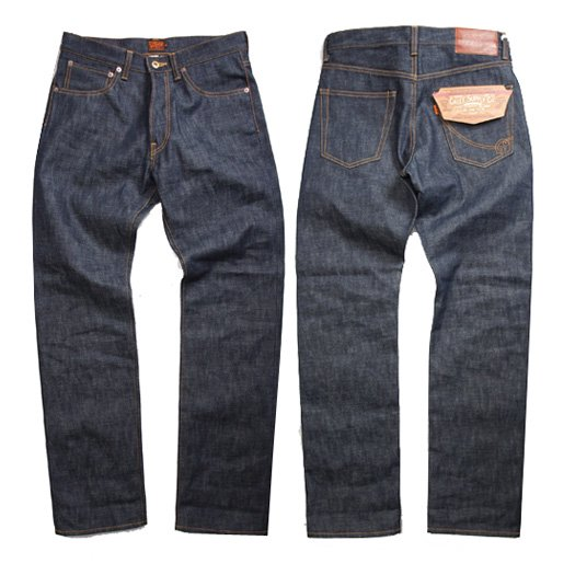 【CALEE】FIVE POCKET TAPERD SLIM DENIM PANTS【テーパードスリムデニム】