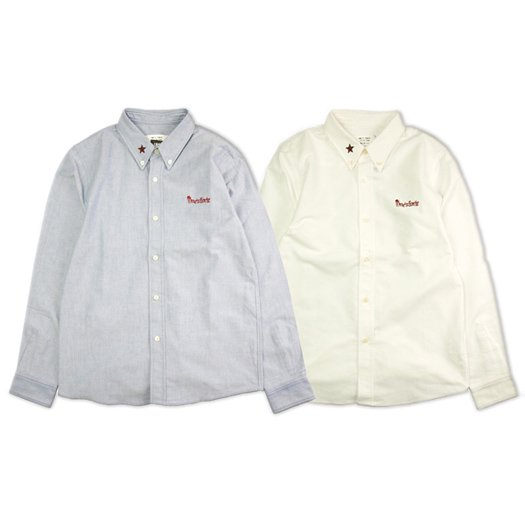 【ONE'S FORTE ORIGINAL】EM OX SHIRT【オックスフォードシャツ】